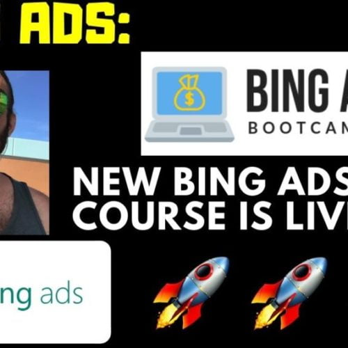 Bing Ads Bootcamp 2.0 - The Nomad Brad
