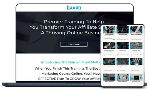 The Human Proof Method Membership Course