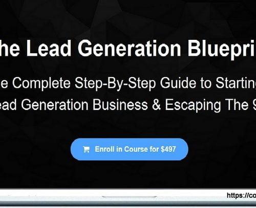 The Lead Generation Blue Print - Ryan Wegner