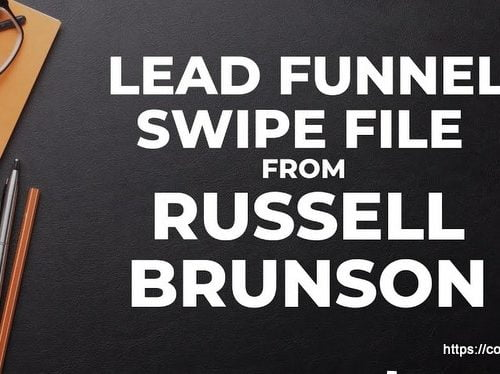 Lead Funnels By Russell Brunson