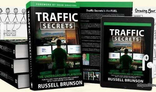 traffic secrets - russell brunson
