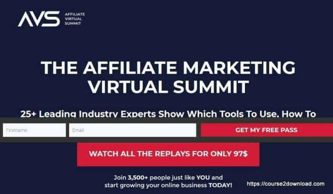 The Affiliate Marketing Virtual Summit 2020