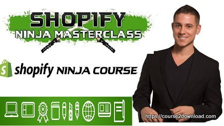 Shopify Dropshipping Ninja Masterclass Kevin David