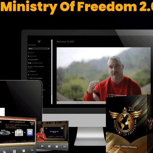 Ministry Of Freedom 2.0 By Jono Armstrong