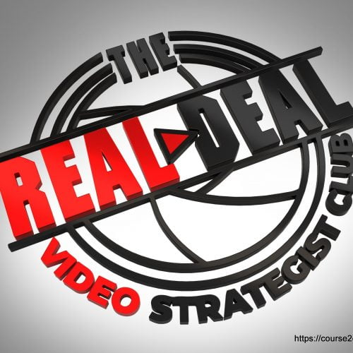 The Real Deal Video Strategist Club - Mark Cloutier