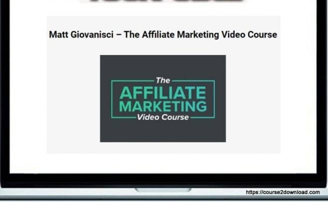 Affiliate Marketing For Bloggers - Matt Giovanisci